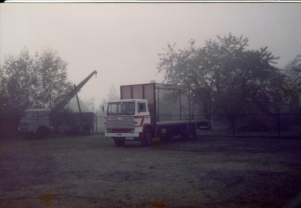 Scania-Bak-wagen