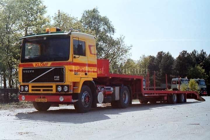 Volvo-chauffeur-Bertus-Bruins-RIP