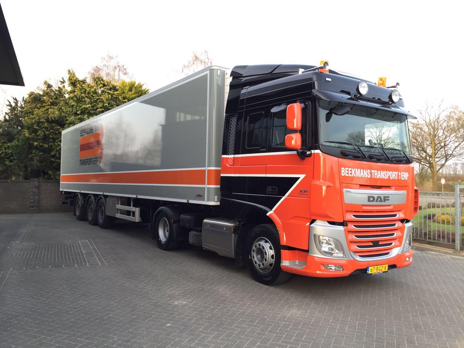 Daf-met-koel-trailer