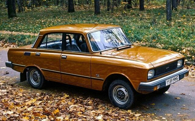 Moskvitch-2140SL