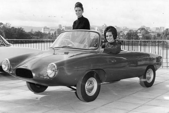 Zeta-Sportwagen-