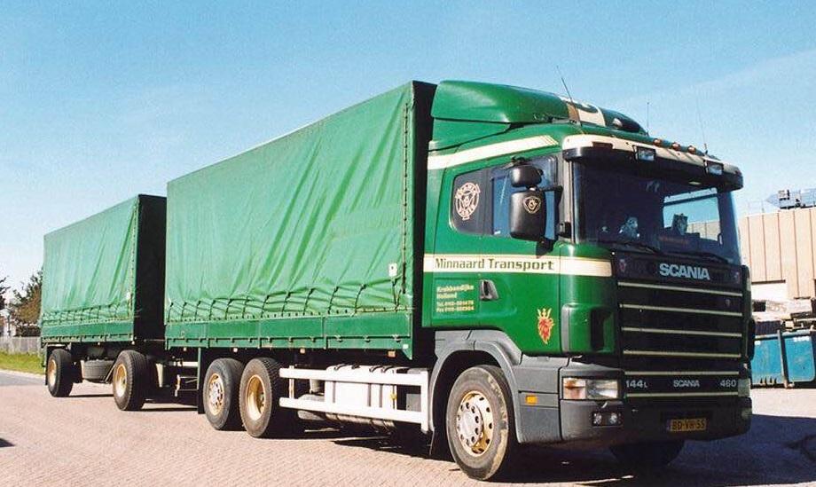 Scania-144L