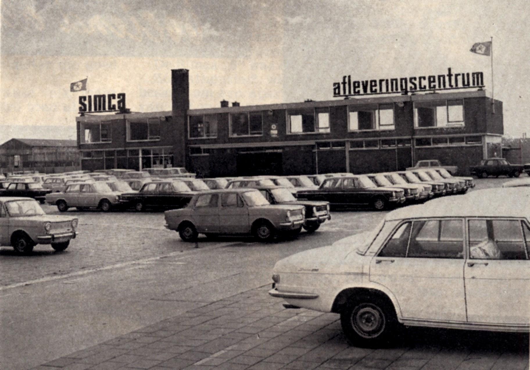 Simca-distributie-centrum-Schiedam-eind-1967