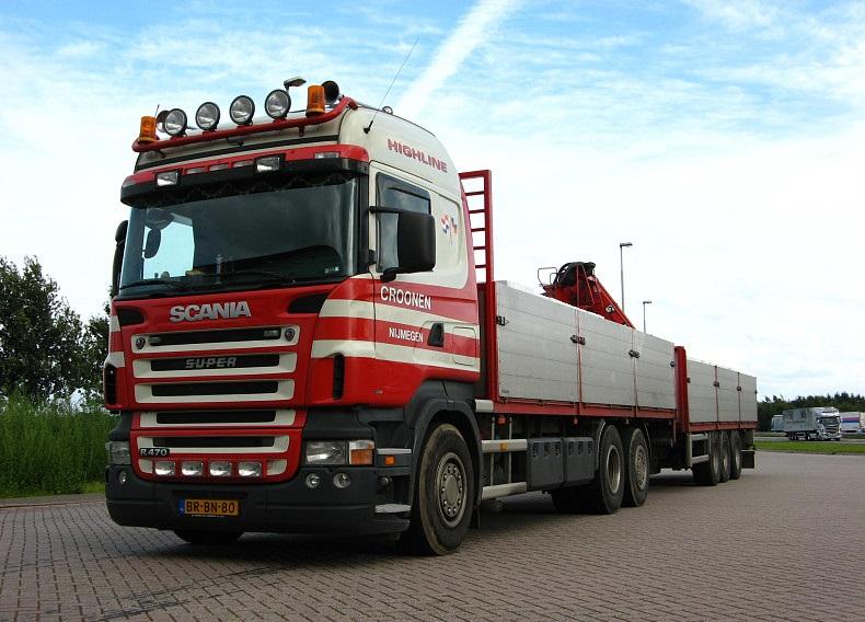Scania-R470