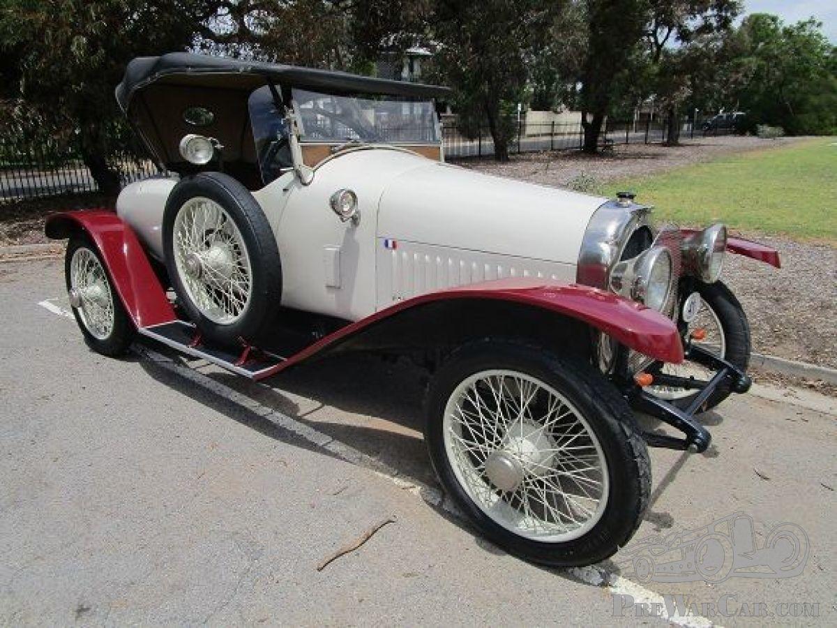 Chenard-Walcker-3-litre-1922-