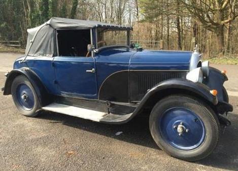 Chenard-Walcker-7CV-1927-Reg-nr-3769
