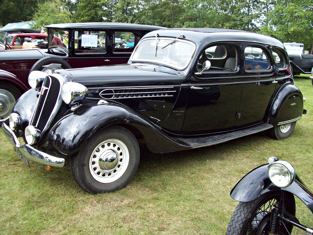 Chenard-Walcker-Aigle-8-1937
