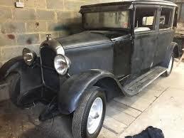 Chenard-Walcker-limousine-1929-