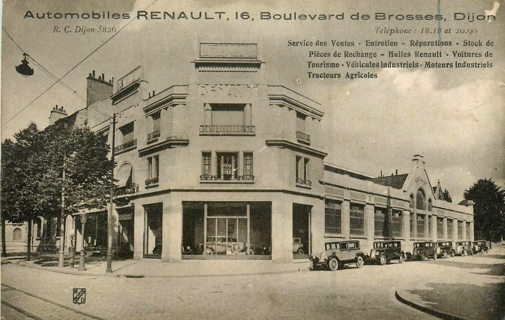 Renault-Dijon