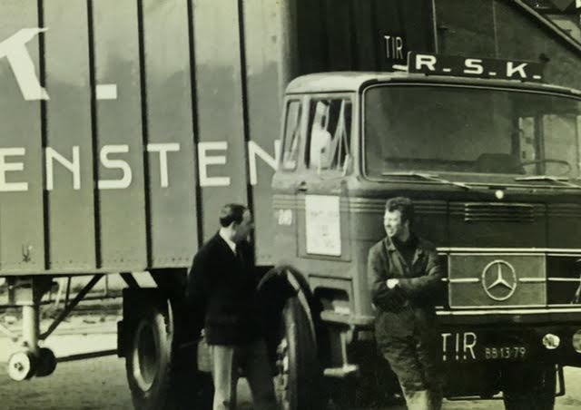 Chauffeur-Henk-Nienhuis-Remon-Koerse-archief-foto-van-zijn-schoonvader