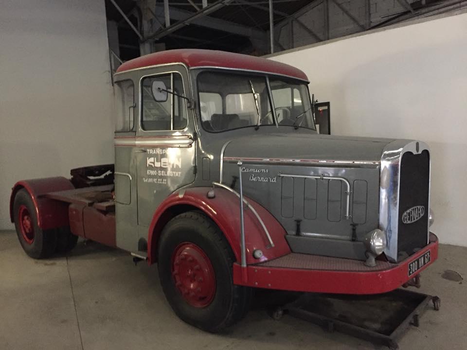 Bernard-camion