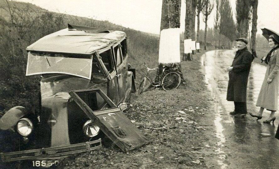 Renault-Au--de-boom-was-niet-ver--