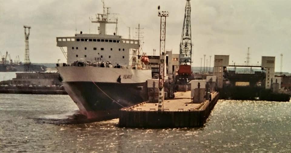 Henk-Klasens-DAF-95-VG-65-VN-ferry-boot-Mukran-Klapeda-begin-jaren-90-(3)