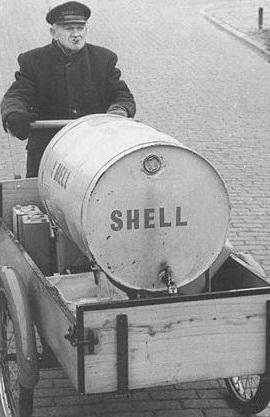 Huisbrand-olie
