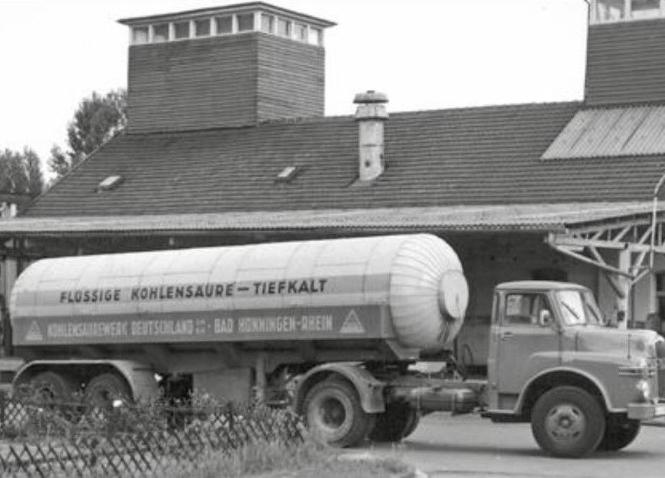 MAN-tankwagen
