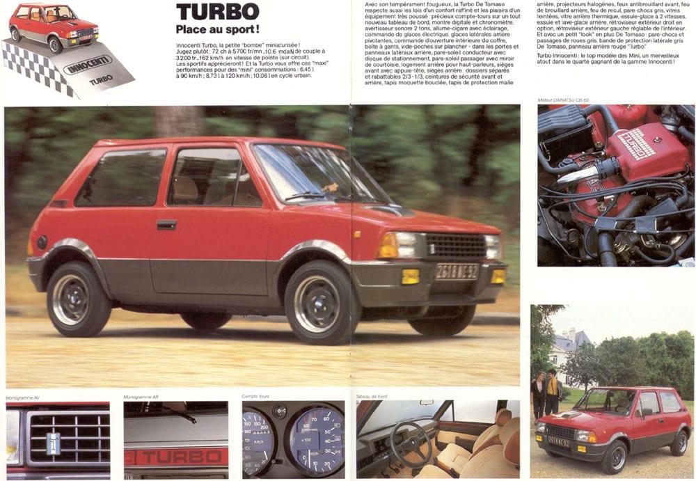 Autobianchi-Innocenti-Detomaso-Turbo---3-cyl--turbocompresseur-IHI-RHB5--993-cm3--72-ch--bvm5--année-1988--58-000-km-(8)