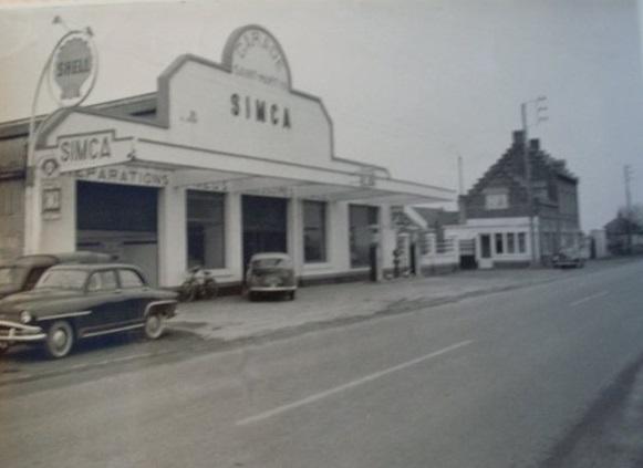Simca-Garage-a-Saint-Martin-sur-Aires-