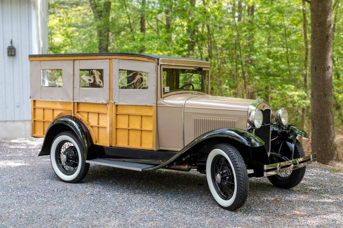 Ford-Model-A-Station-Wagon--1931-