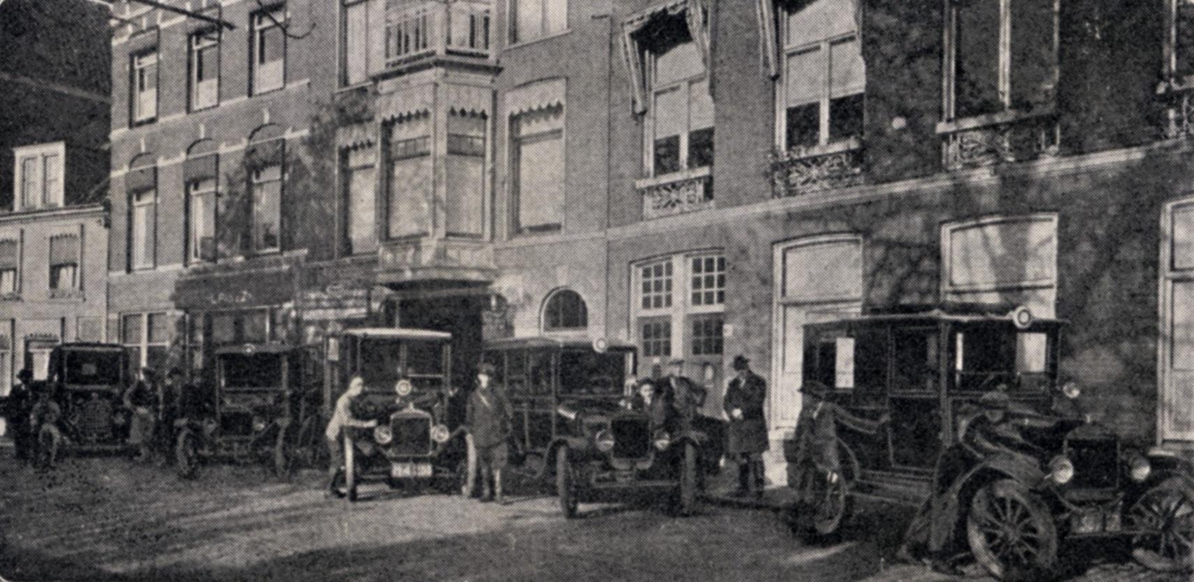 Ford-garage-Sondaar--Huygenspark-Den-Haag