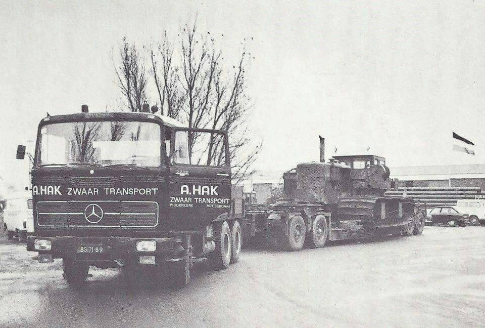 Mercedes-2232-6X4