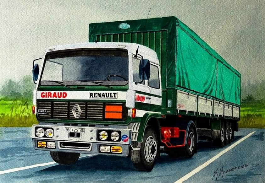 Renault-art