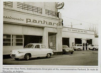 Panhard-Agence