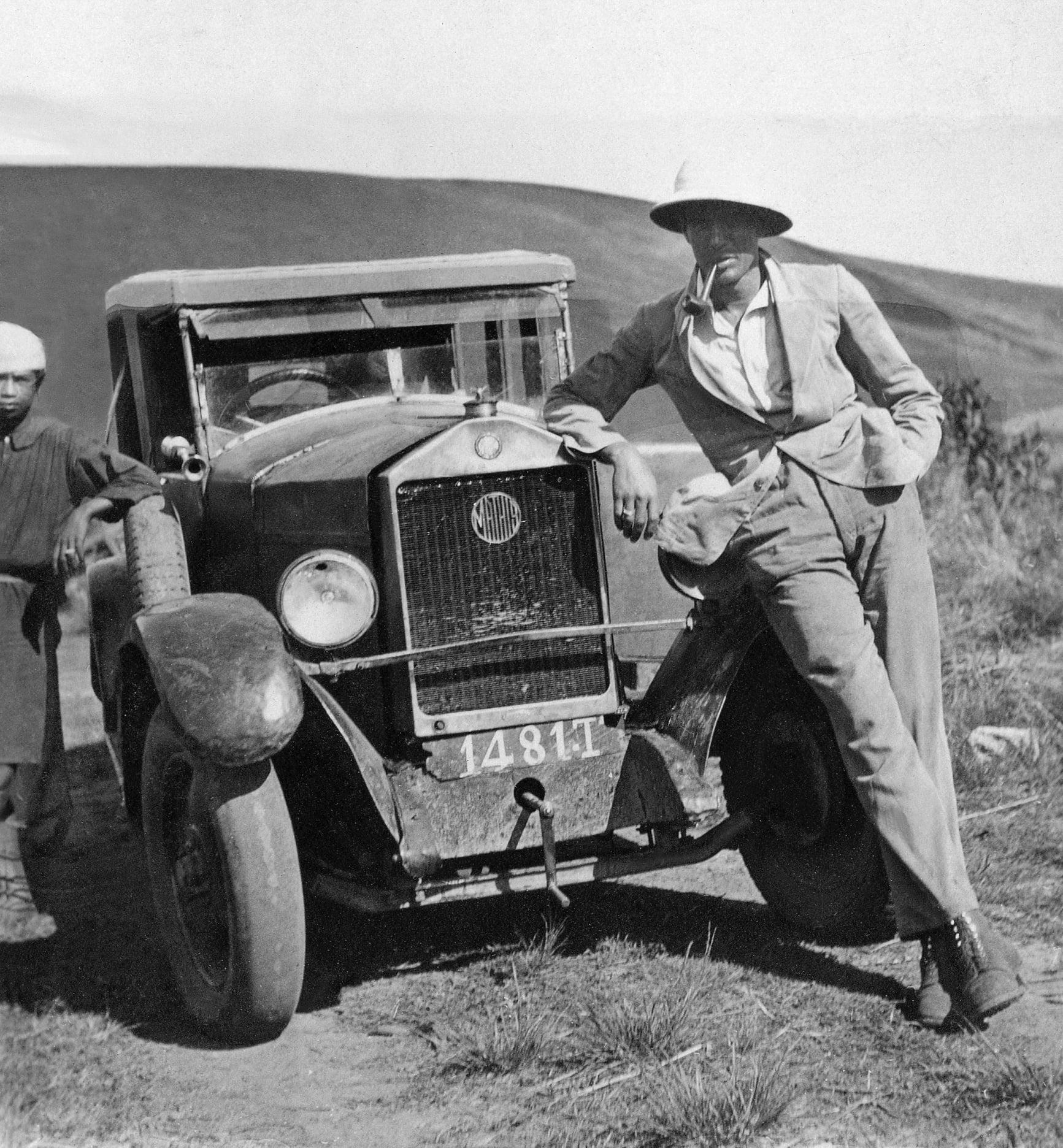 Mathis-malgache--1932