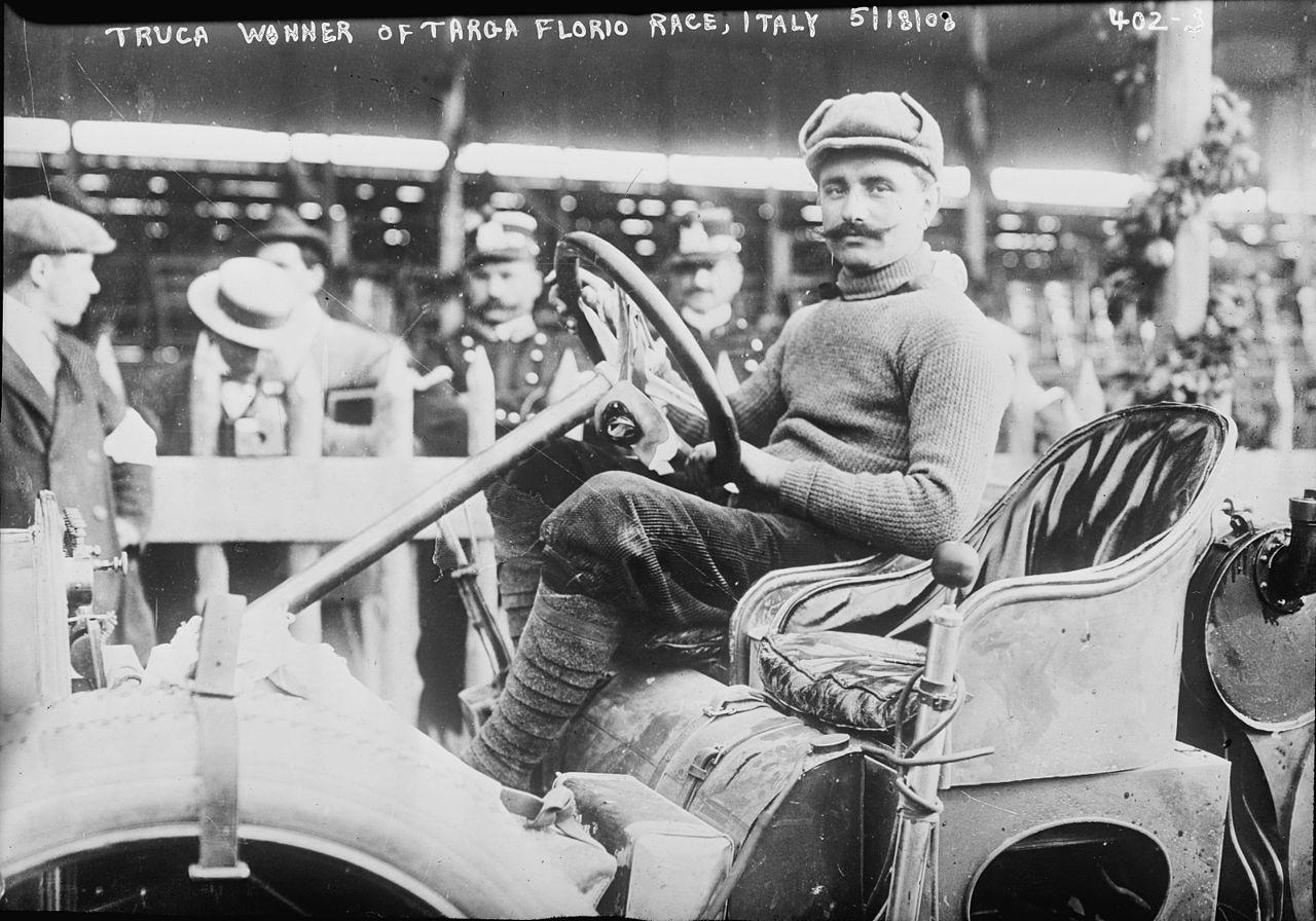 1908-winner-Vincenzo_Trucco_Targa_Florio