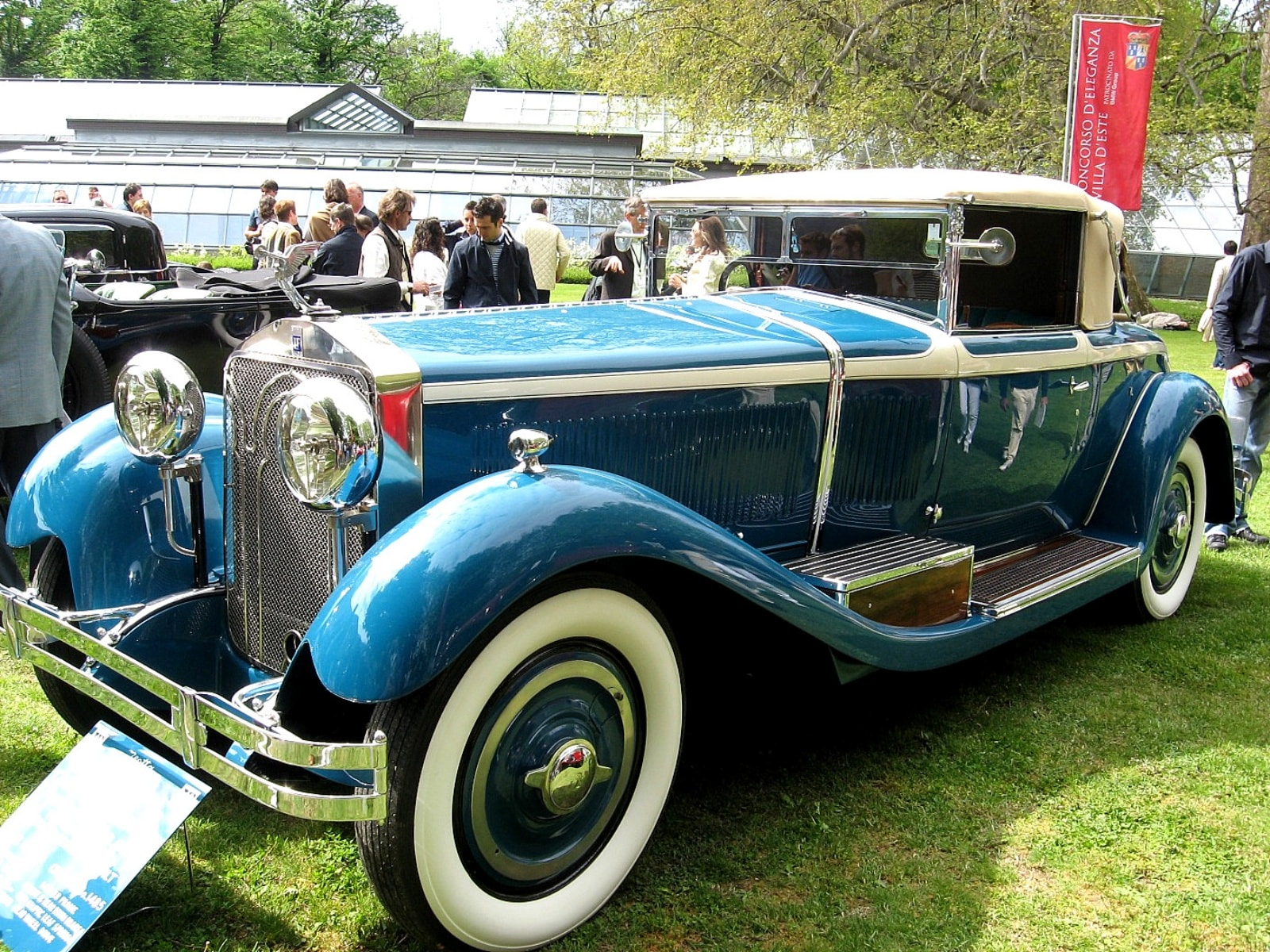 1924-Isotta-Fraschini-Tipo-8A---