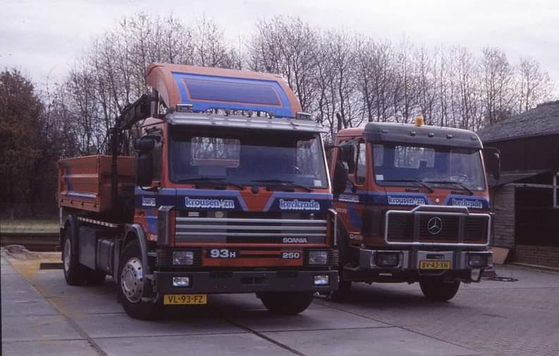 Scania-Mercedes