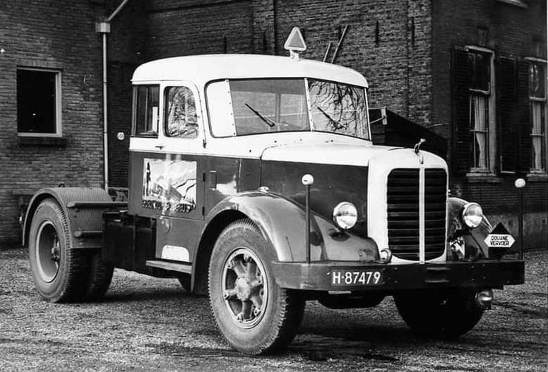 Mack-een-van-de-eerste-wagens