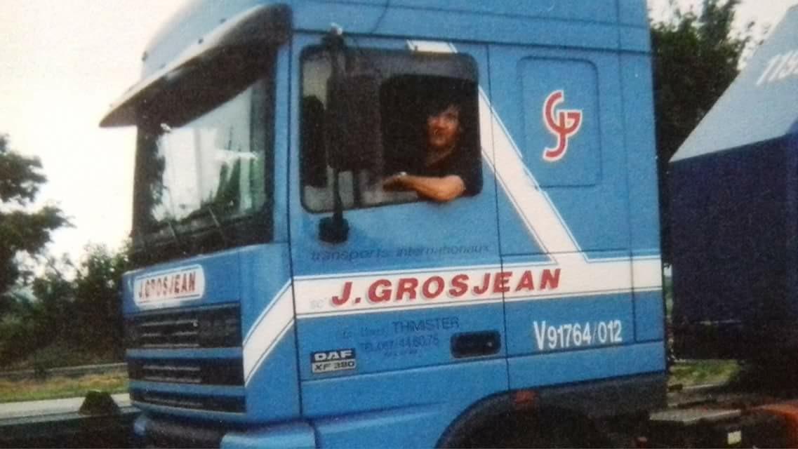 Volvo-Freddy-Henroye-Ik-terug-uit-Noorwegen-gesneden-naar-Vechta---