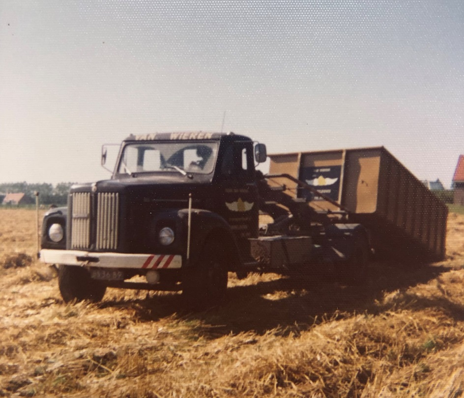Scania-Vabis-container-chassis