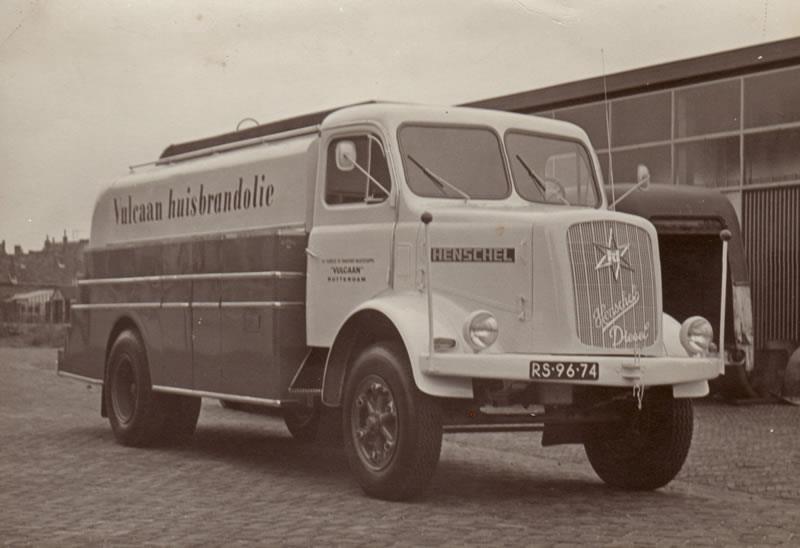 Henschel-diesel