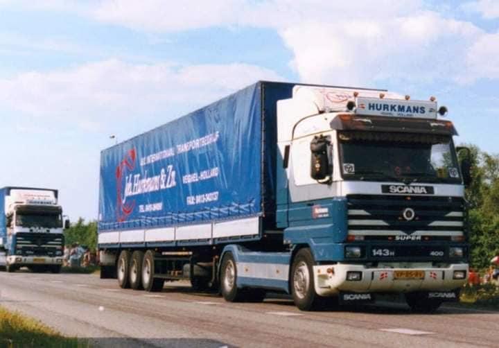 Scania-143H