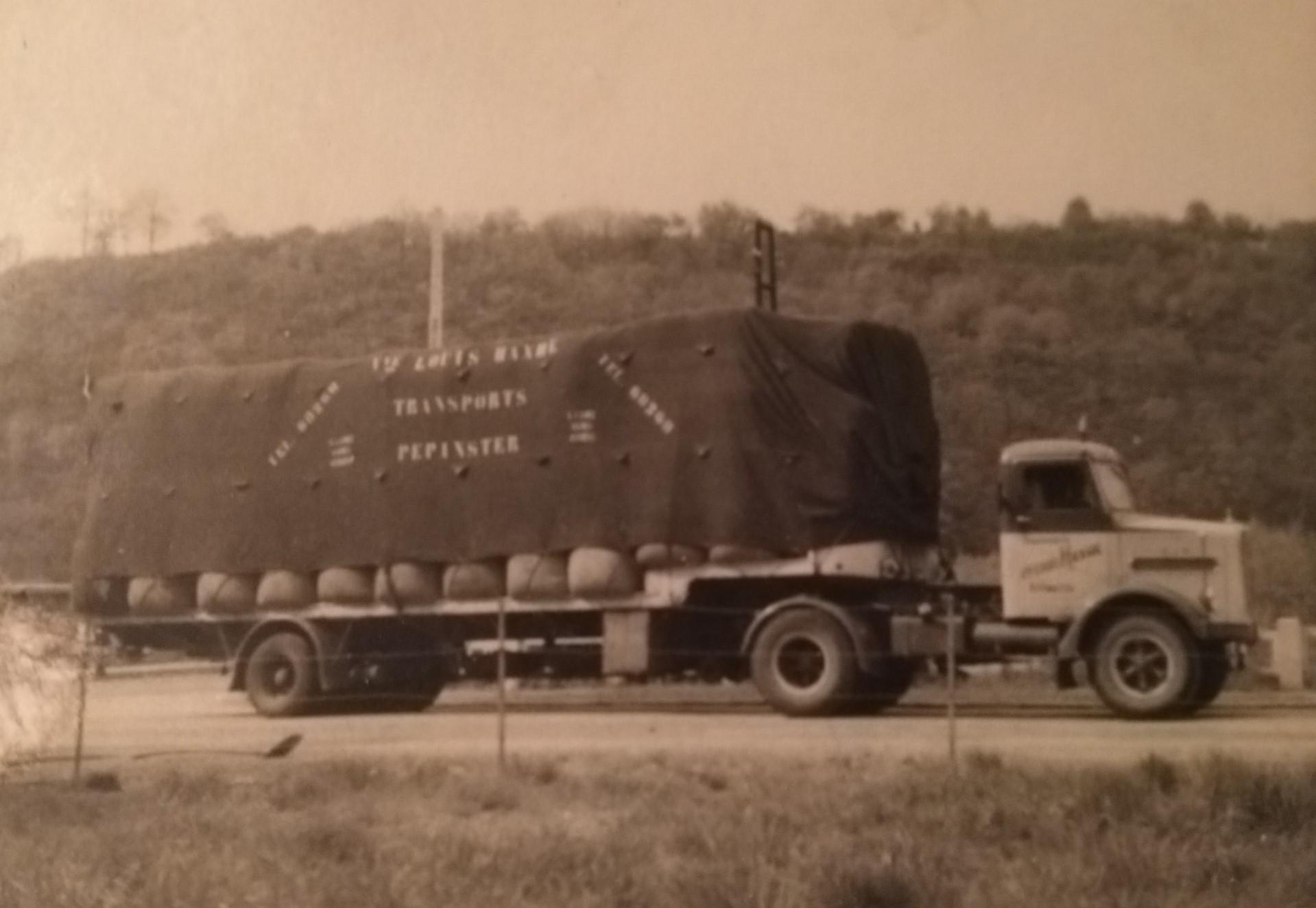 MAN-Maurice-Haxe-Transport-1950--Pepinster