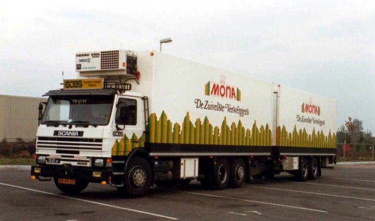 Scania-doorlader