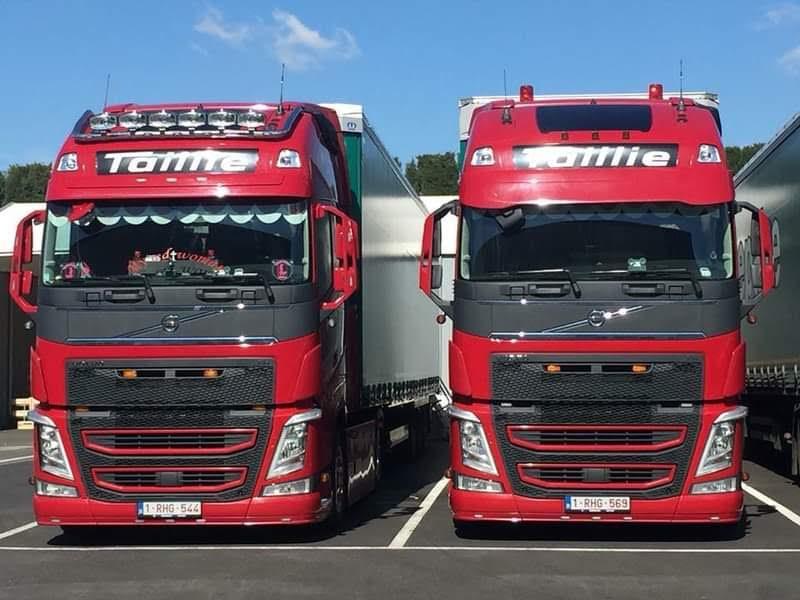 Volvo-tweeling