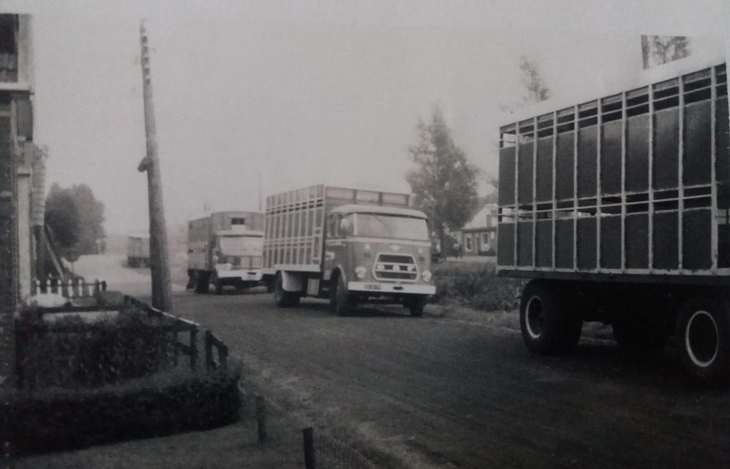 Daf-136-Pk-1965-met-aanhanger--dubbele-cabine---konden-wel-10-man-mee