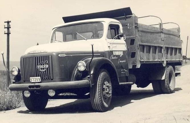 Volvo-Diesel