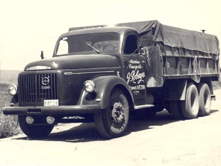 Volvo-diesel-6X4