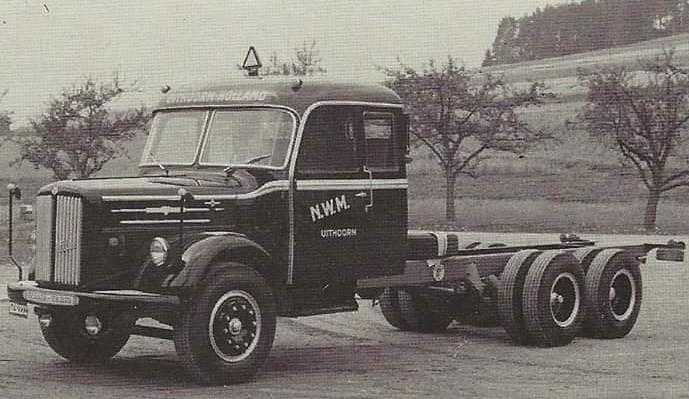 Scania-Vabis-6x4
