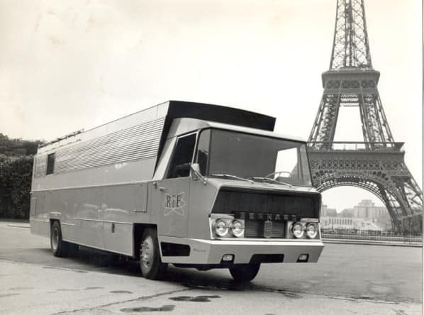 Bernard-Paris-show