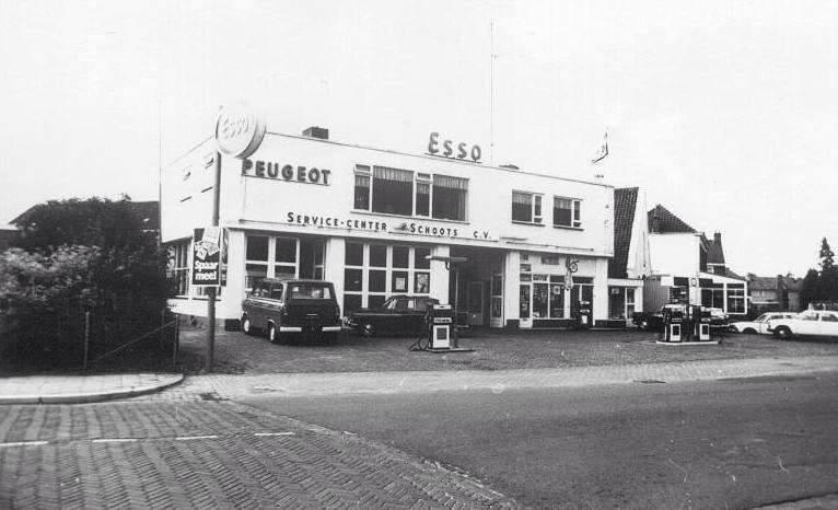 Peugeot--Garage-Schoots-aan-de-Stationstraat-in-Tiel--