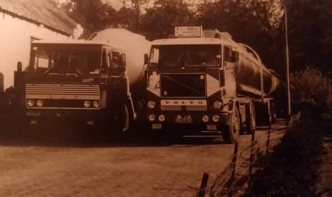 DAF-Volvo-43-jaar-geleden