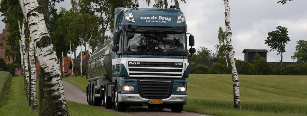 start_vrachtwagen