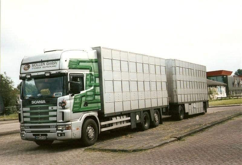 Scania-460