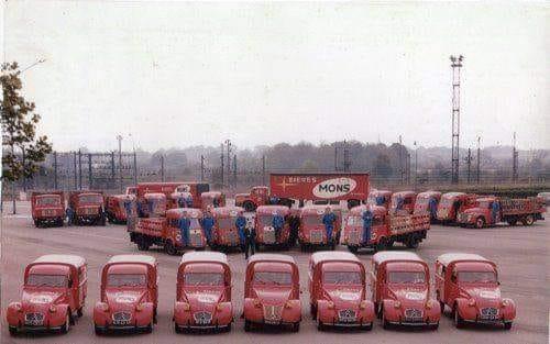 Line-Up--Citroen-Renault-Berliet-