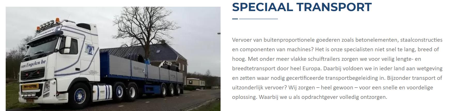 Speciaal-Transport-
