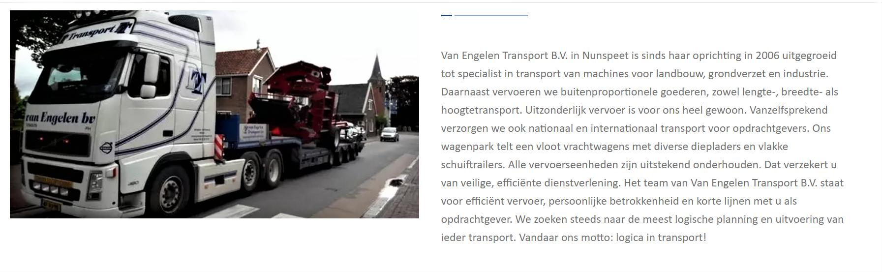 Transport--
